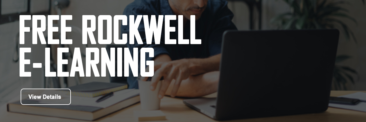 Free Rockwell E-learning - Click for more details
