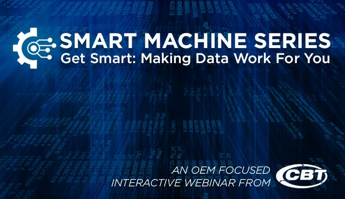 Picture for category WEBINAR - Get Smart: Making Data Work For You